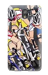 Chad Po. Copeland's Shop New Style Tpu Note 3 Protective Case Cover/ Galaxy Case - Yowamushi Pedal: Grande Road Episode 5