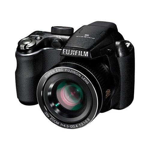 FUJIFILM FinePix S3400 Black 14 MP 3.0