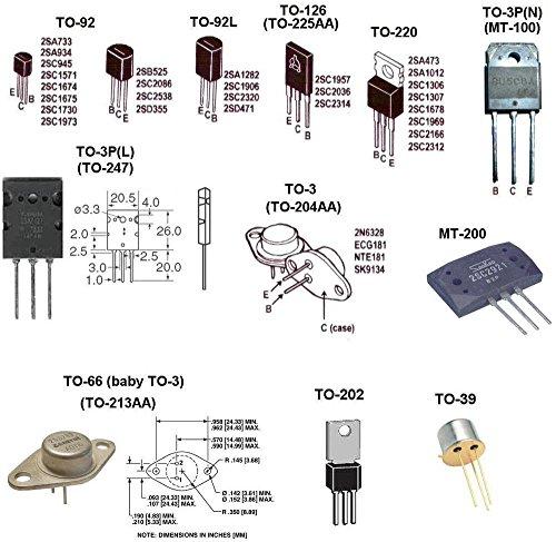 Sanken Audio - 2SC2922 (5 pcs) New Orig SANKEN Audio Amplifier Power Transistor