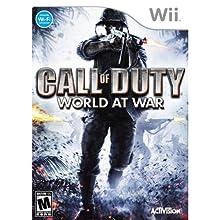 Call of Duty: World at War - Nintendo Wii