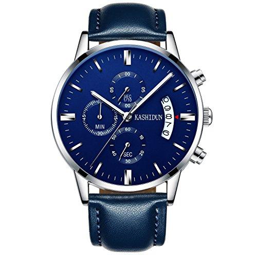 Navy Blue Digital Sport Watch - 7