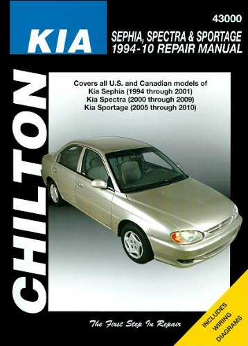 total-car-care-kia-spectra-sephia-sportage-s-e-1994-2010-repair-manual-chiltons-repair-manuals