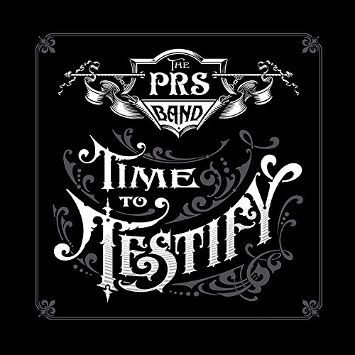 Paul Reed Smith Band - Time to Testify
