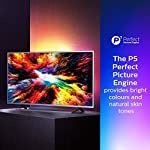 Philips 55PUS7303/12 55-Inch 4K Ultra HD Android Smart TV with HDR Plus and Ambilight 3-sided – Dark Silver (2018/2019…