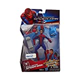 Marvel The Amazing Spider-Man Movie Edition 6 inch w/Interchangeable Head Backpack Skateboard Andrew Garfield