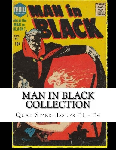Price comparison product image Man In Black Collection: Quad Sized: Issues 1 - 4