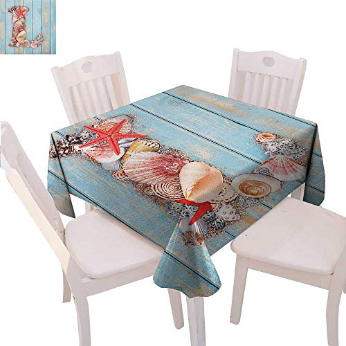 John Deere Tapestry - BlountDecor Letter L Customized Tablecloth Ocean Inspired Theme Alphabet Design Letter L with Marine Elements Tablecloth That can be Used as a Tapestry 70