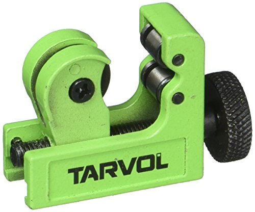 Mini Pipe & Tube Cutter (HEAVY DUTY INDUSTRIAL GRADE) Adjustable Tubing Cutter Diameter of 3-22MM (1/8 to 55/64 Inches) - Perfect for Cutting Copper, Aluminum, Brass, PVC, Steel, Plastic, and More!