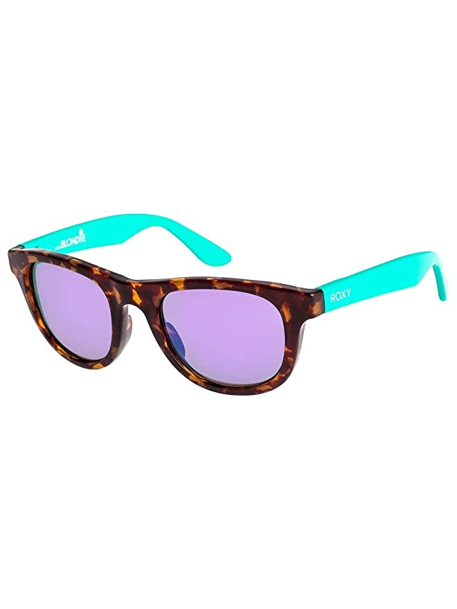 Roxy Kinder Sonnenbrille Little Blondie Shiny Crystal Blue Youth AJtaa5OaS