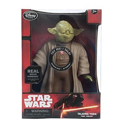 Yoda Talking Figure - 10'' - Star Wars: The Force Awakens