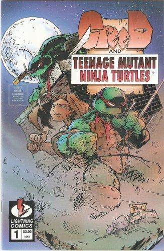 Creed/Teenage Mutant Ninja Turtles #1 May 1996: Trent ...