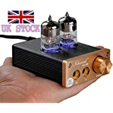 Nobsound Mini 6J9 Vacuum & Valve Tube Headphone Amplifier Stereo HiFi Warm Amp