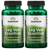 Swanson Leg Vein Essentials - Delayed Release 60