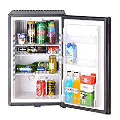SMETA Minibar feature the exciting meals time anywhere you enjoy dining life! The SMETA's latest refrigerator/beverage cooler/minibar with absorption refrigeration offers a more efficient choice for the hotel industry, No compressor and noise...