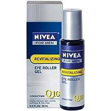 Nivea For Men Q10 Eye Roller, .5-Ounce Bottles (Pack of 2)