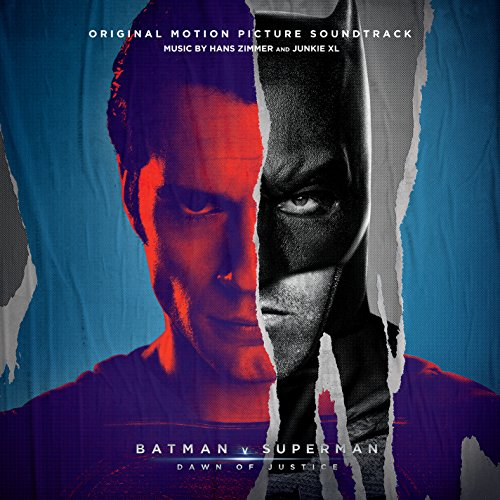 CD : Soundtrack - Batman V Superman: Dawn of Justice (Deluxe Edition, Digipack Packaging, 2 Disc)