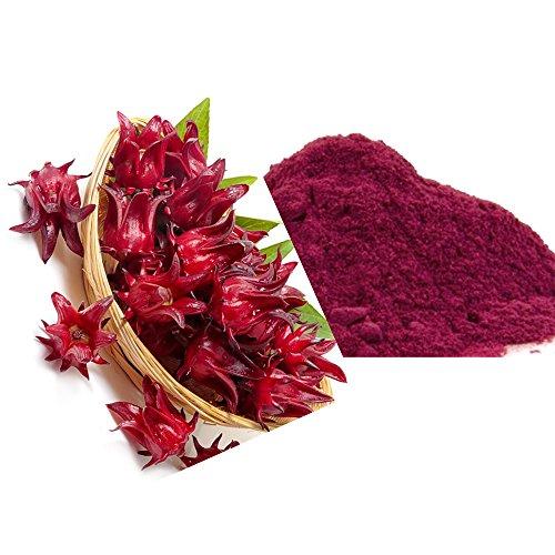 Dried Hibiscus Flower Powder 4 Oz Buy Online In Uae