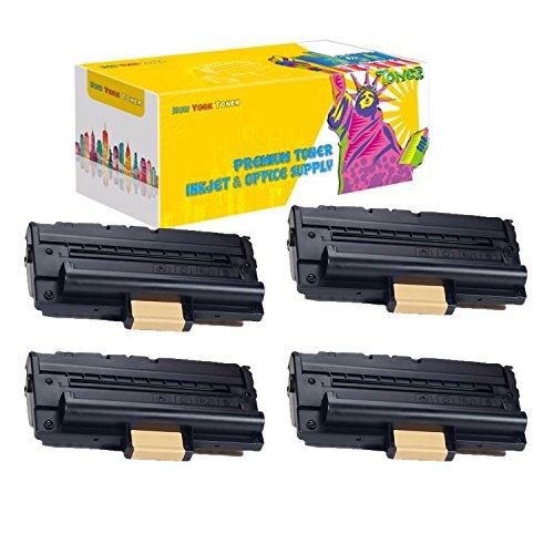 - New York TonerTM New Compatible 4 Pack 113R00667 PE16 High Yield Toner for Xerox - PE16 . -- Black