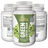 Pure Green Coffee Bean Extract 800 with GCA Natural Weight Loss Supplement, Formulated Especially For Launching Your Green Coffee Bean Diet - Premium Quality