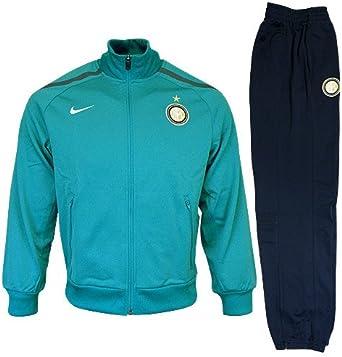 Nike - Inter Milan Chandal Junior 10/11 Hombre Color: Navy Talla ...
