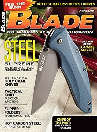 Blade [Print + Kindle]