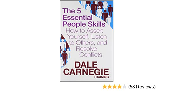5 Essential People Skills The How To Assert Yourself Listen To