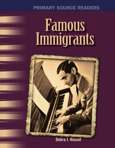 Famous Immigrants: The 20th Century (Primary Source - Store Oakley Ireland