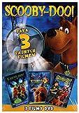 DVD : SCOOBY-DOO MOVIES BOXSET-SCOOBY-DOO 3 TAJEMNICZE FILMY