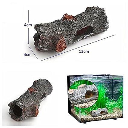 Aquarium Coral adorno pecera concha mariscos mariscos rocas ...
