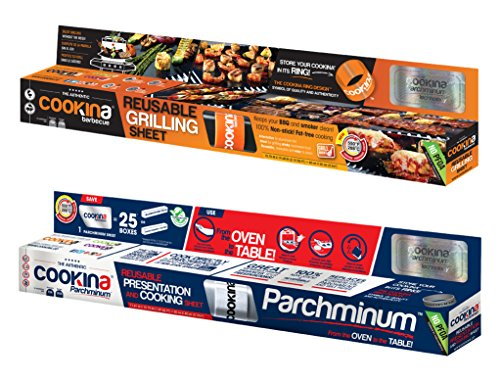 Cookina Barbecue Parchminium Non Stick Grilling product image