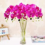 BESTOYARD-Small-Artificial-Flowers-Orchids-Present-Touch-Home-Wedding-Decorations-Party-Decor-Sapphire