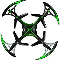 Leewa@ A23 2.4GHz 6-Axis Gyro RC Drone Remote Control RTF Quadcopter with 3D Flip/Headless Mode (Without Camera)