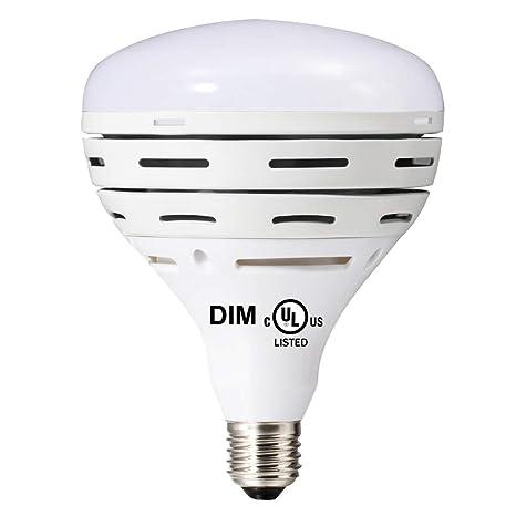 BR40 bombilla LED regulable, 30 W (equivalente a 300watt), de 3000 lm