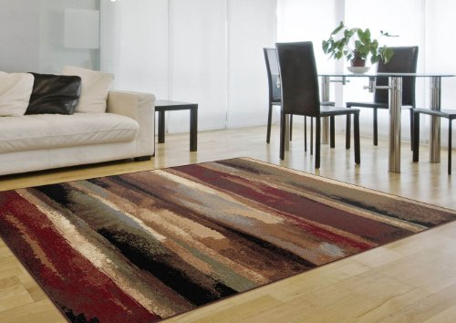 Universal Rugs Contemporary Abstract Multi