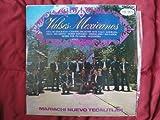 Valses Mexicanos, Mariachi Nuevo Tecalitlan de Pepe Martinex; Discos Sono-Mex High Fidelity LPSM-522 Rare!