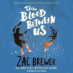 The Blood Between Us Audiobook
