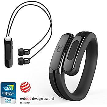 Amazon.com: Helix Cuff: Wearable Wireless Headphones by