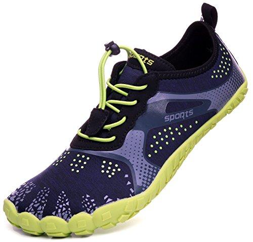 da JOOMRA Running 36 Trail Donna Scarpe 46 Barefoot Verde Uomo qrFUrE