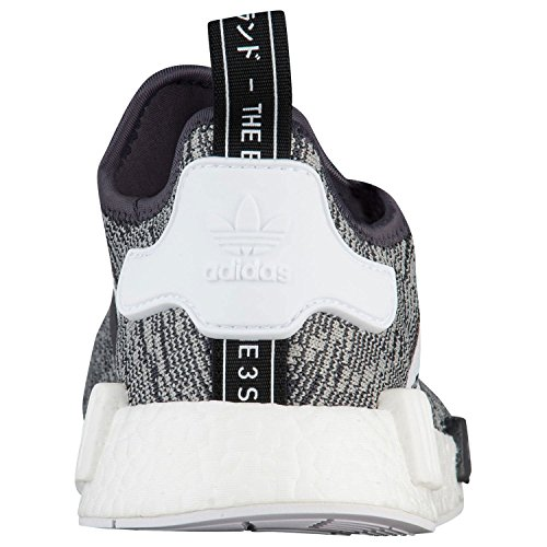 Heather Utility Womens Originals White R1 Solid Medium Grey Black Footwear adidas Grey NMD fHUqvR