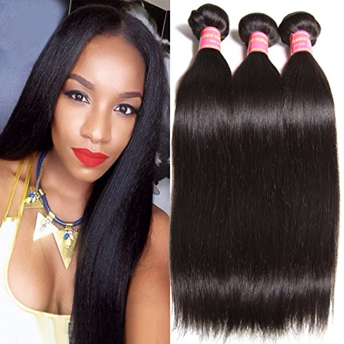 ALI-JULIA-Wholesale-7A-Straight-Virgin-Hair-Weave-3-Bundles-100-Unprocessed-Remy-Human-Hair-Weft-Extensions-95-100gpc-Natural-Black-Color