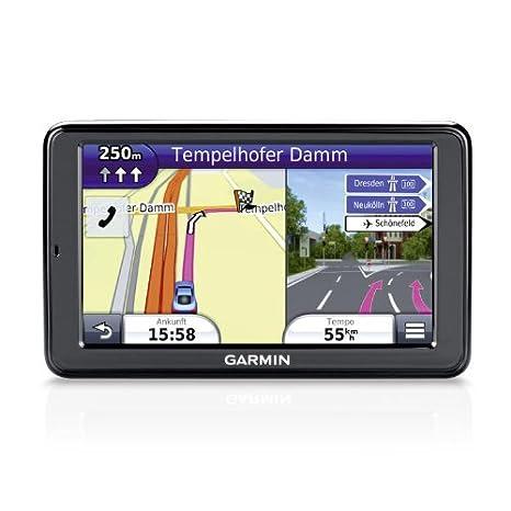 Garmin nüvi 2595 LMT Navigationsgerät (12,7 cm (5,0 Zoll) Display, 3D  Traffic, Gesamteuropa, Lifetime Map Update, Bluetooth, Sprachsteuerung)
