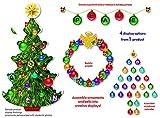 CHRISTMAS TREE BULLETIN BOARD SET