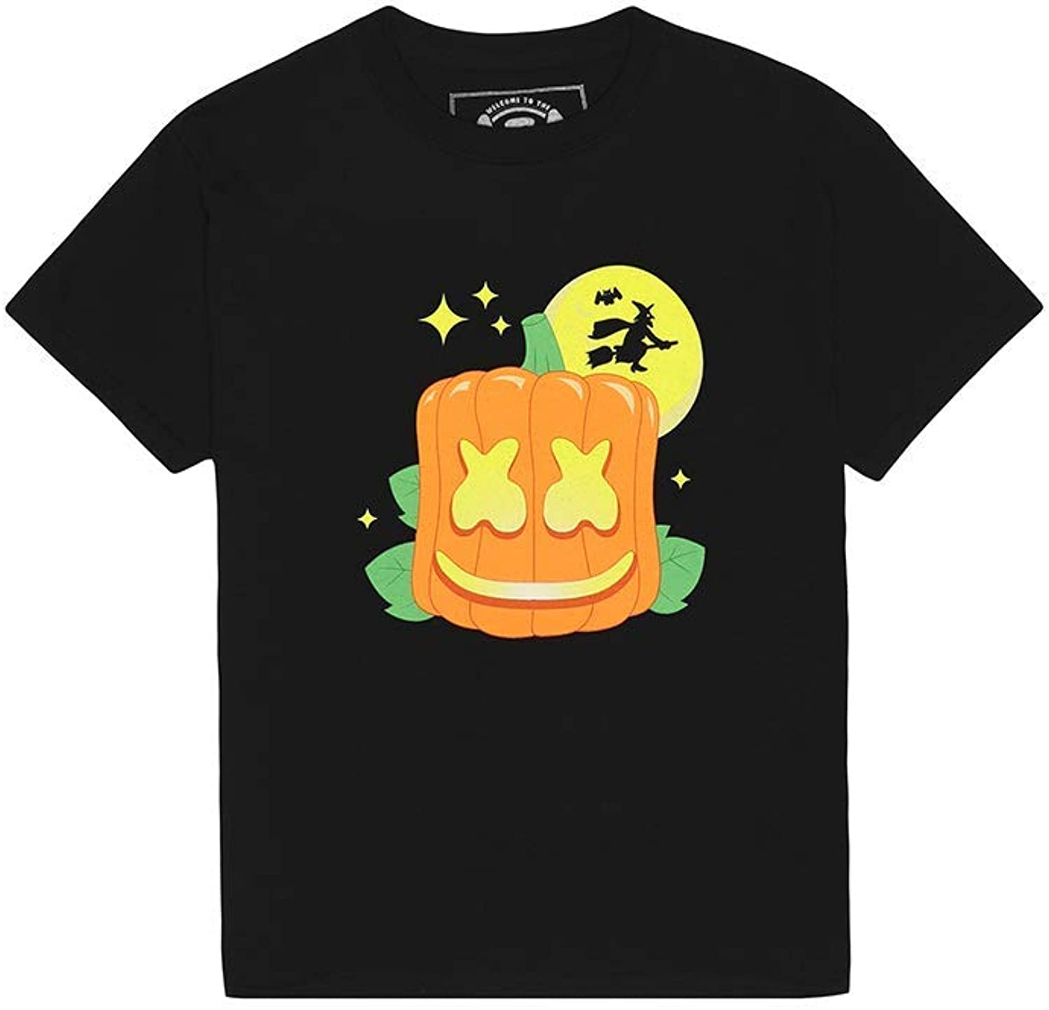 Marshmello Authentic Merchandise - Youth Sizing Youth Mello Pumpkin T-Shirt