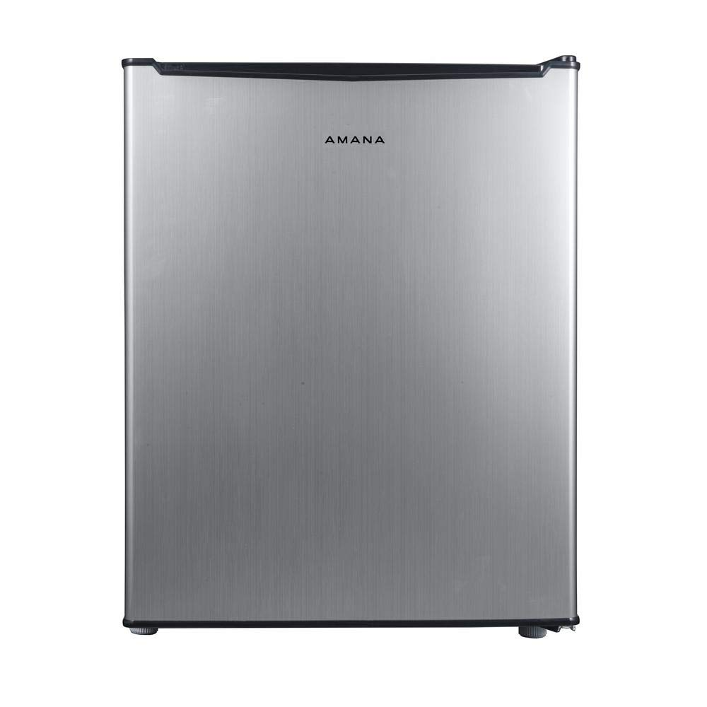 Amana AMAR27S1E 2.7 cu ft Chiller Refrigerator, Stainless Steel by AMANA