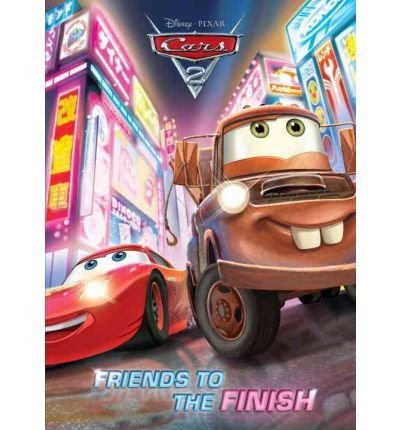 Read Online [ { { Cars 2: Friends to the Finish } } ] By Bouchard, Natasha( Author ) on May-17-2011 [ Paperback ] ebook