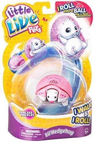 Little Live Pets Hedgehog - Princess Prickles