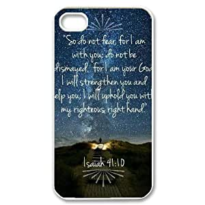inspirational quotes quotes Case For iPhone 4/4s White Nuktoe611822 by icecream design