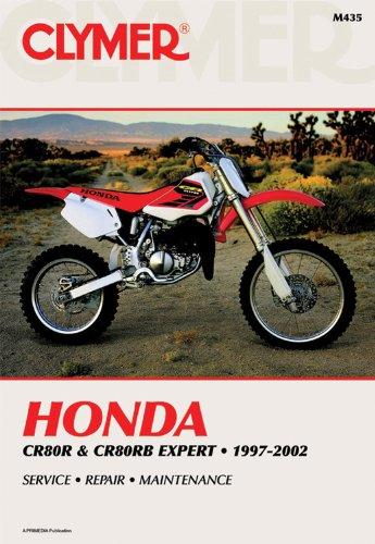 Honda Cr80R, 1996-2002 - Dirt Bike Owners Manual