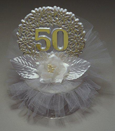 Anniversaries-of-Love-50th-Anniversary-Cake-Topper