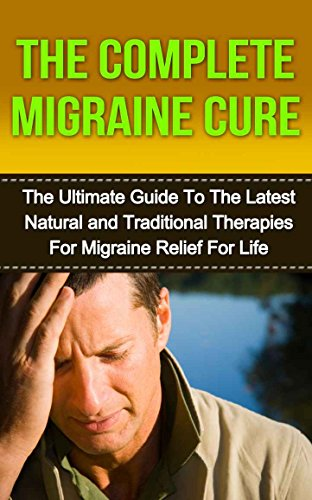 Chronic Migraine Cure Traditional Therapies ebook product image